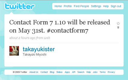 cf7-twitter-announce